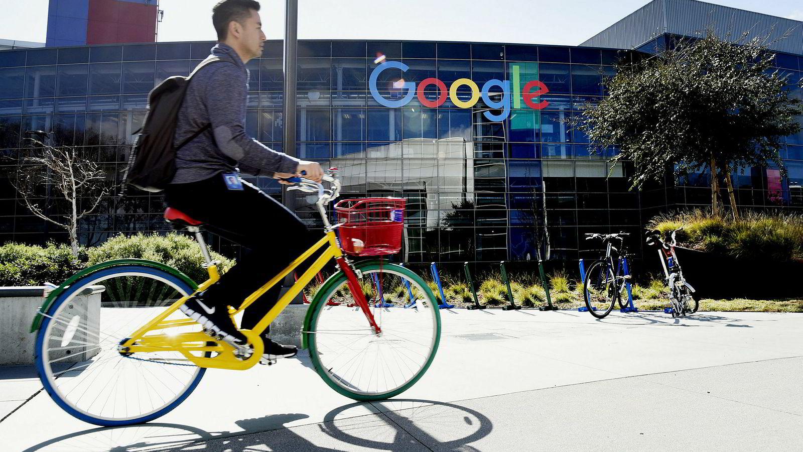 Dersom nye skatteregler i EU ble innført, ville norske myndigheter kunne sendt en betydelig høyere skatteregning til Googles hovedkvarter Googleplex i California.