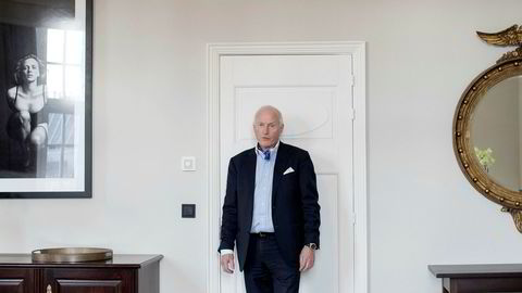 Investor Christian Ringnes pleide å følge faren på generalforsamlinger på det gamle hovedkvarteret til Ringnes Bryggeri. Nå har han kjøpt hele bygget for mer enn 250 millioner kroner. Her er han på Grand Hotell.