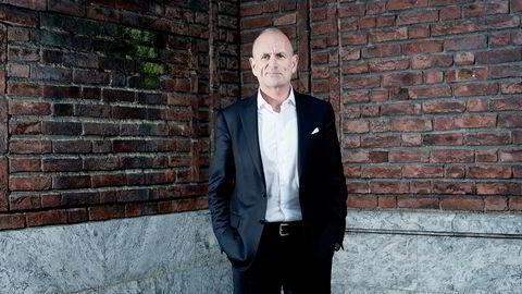 Warren Capital er heleid av Warren AS, hvor investeringsdirektør Peter Warren er største eier med 8,9 prosent.  Foto : Thomas Haugersveen