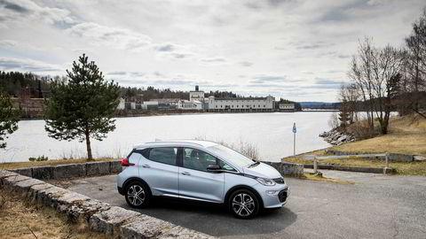 Den største nedturen med Opel Ampera-e, er ventetiden. Bestiller du en bil i dag, får du den ikke før tidligst på høsten neste år.