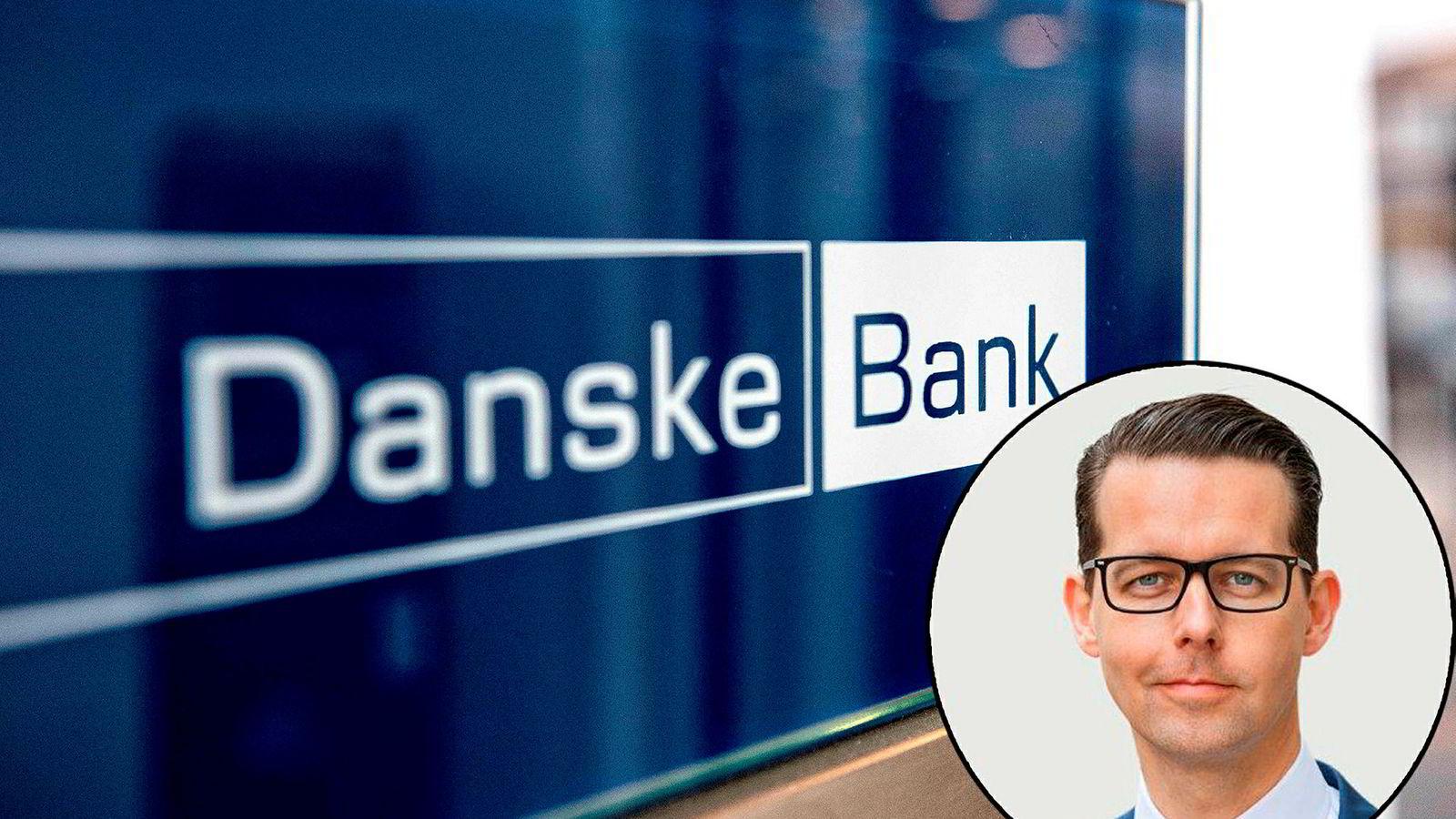 Jacob Aarup-Andersen (40) etterfølger likevel ikke Thomas Borgen som ny konsernsjef i Danske Bank.