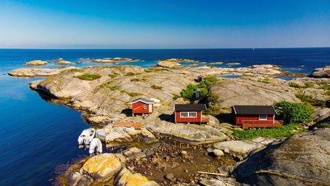Styrmannsholmen ligger i det som betegnes som Kragerøs mest populære utfartsmål, Portør.