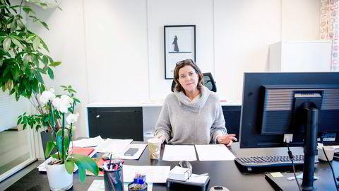 Likestillingsombud Hanne Bjurstrøm er sterkt kritisk til Fellesforbundet og Norsk Industris pensjonsforslag. Foto: Mikaela Berg