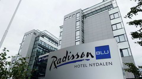 Radisson Blu Nydalen har super beliggenhet med BI og t-banestasjonen som nærmeste naboer.