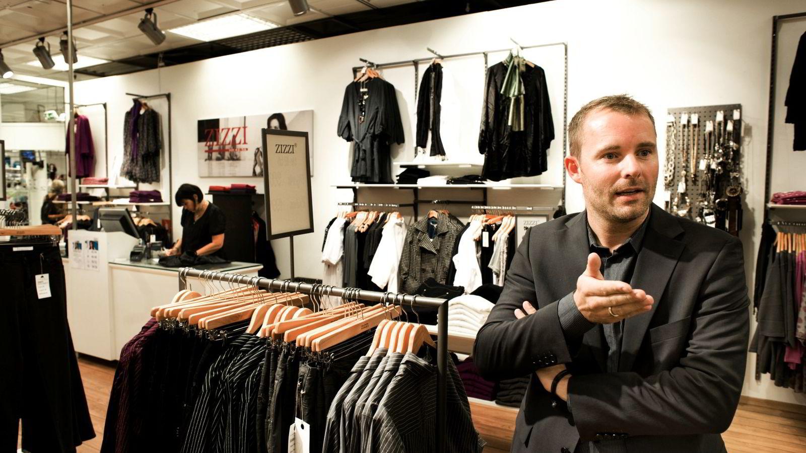 1c2480ac UTFORDRER: Michael Rask var med å bygge opp butikkjeden Zizzi i Norge. Nå  satser