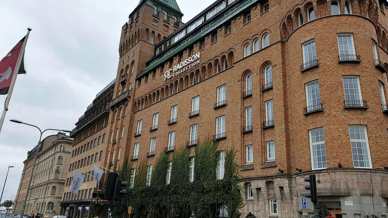 Radisson Collection Strand er et behagelig hotell med god utsikt og beliggenhet. Men det føles ikke helt som et femstjerners hotell.