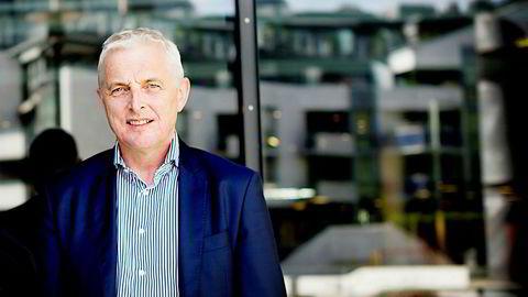 – Vi jobber med å få på plass en finansieringspakke som kan ta selskapet et steg videre, sier administrerende direktør Joar Gudmund Viken i NBT. Foto: Mikaela Berg