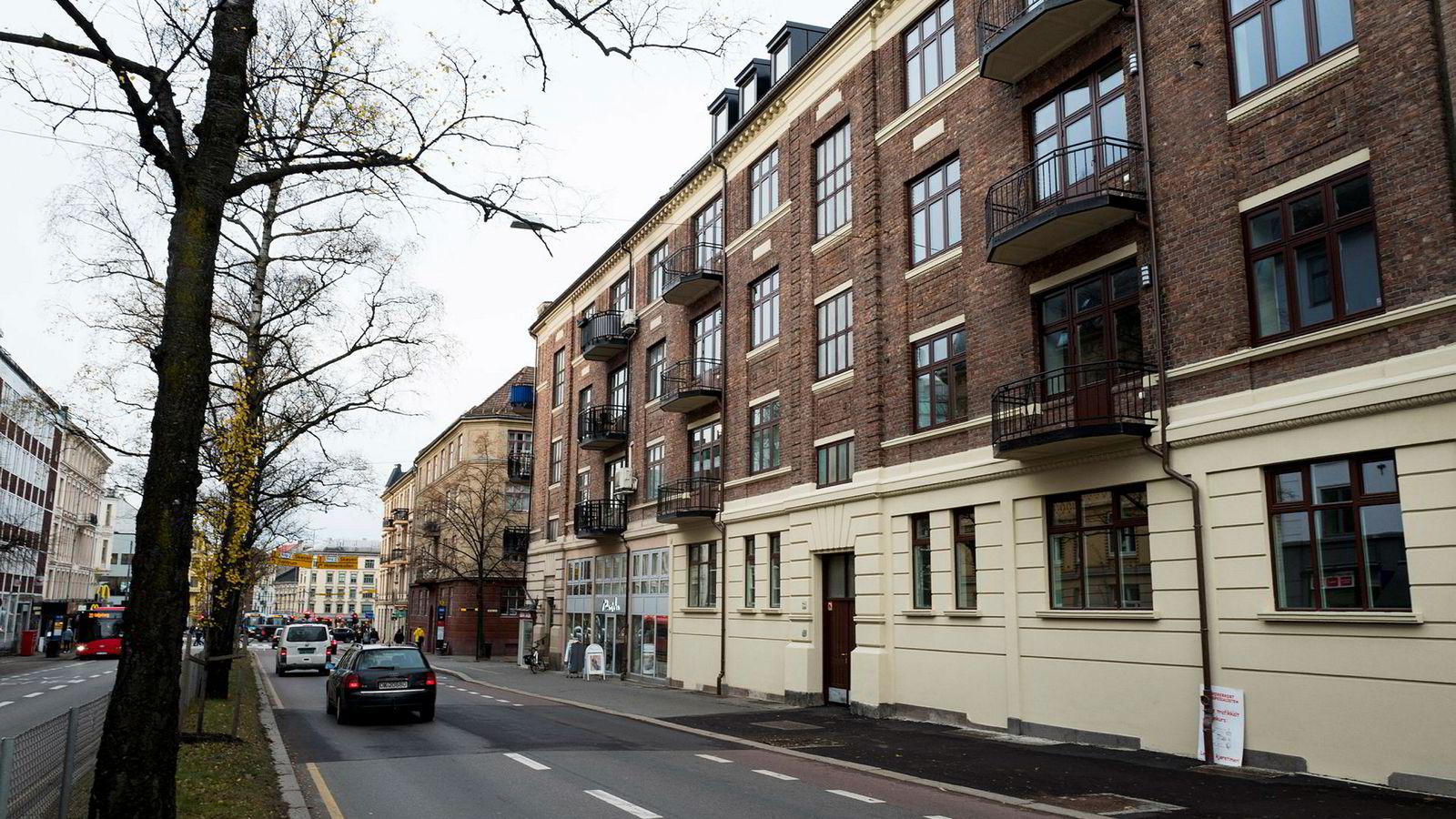Vesentlig færre med lav inntekt eide siden egen bolig i 2016 sammenlignet med 13 år tidligere. Foto: Fredrik Solstad