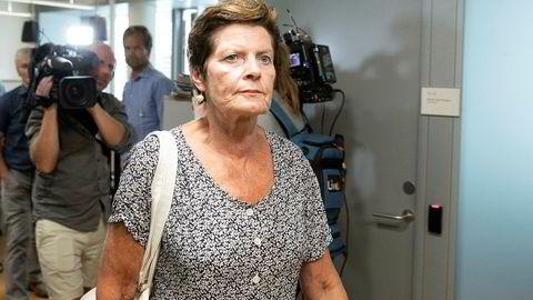 Ann Merete Furuberg i Norsk Bonde- og Småbrukarlag.