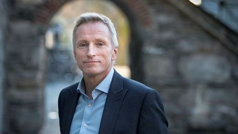 Administrerende direktør Helge Hammer i Faroe Petroleum Norge.