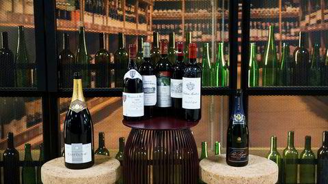 Legendene leverer i Bordeaux i 2015. Men Polet byr også på andre godbiter på spesialslippet i desember.