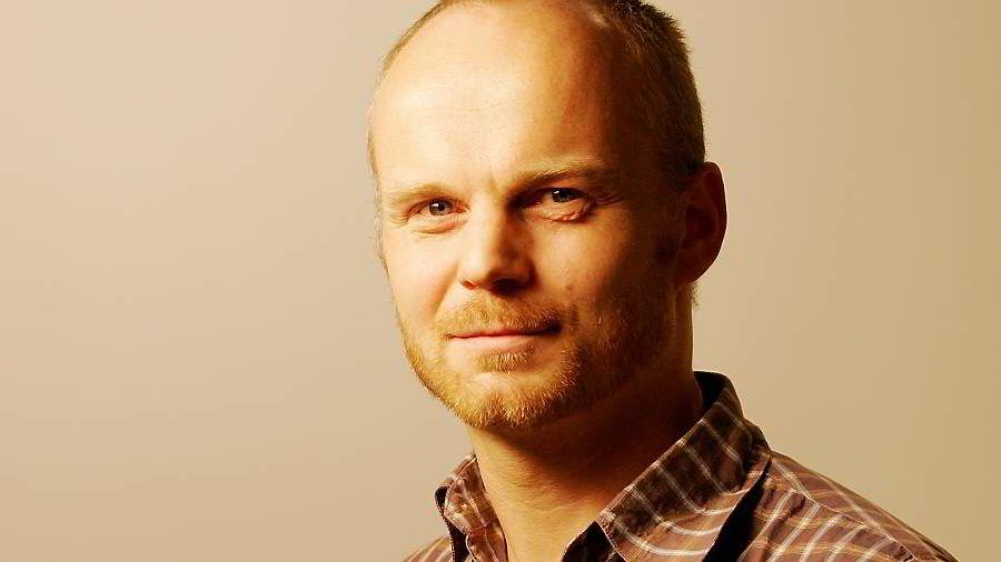 Jonas Blich Bakken er redaksjonssjef i Dagensit.no og var også journalist under dotcom-tiden.