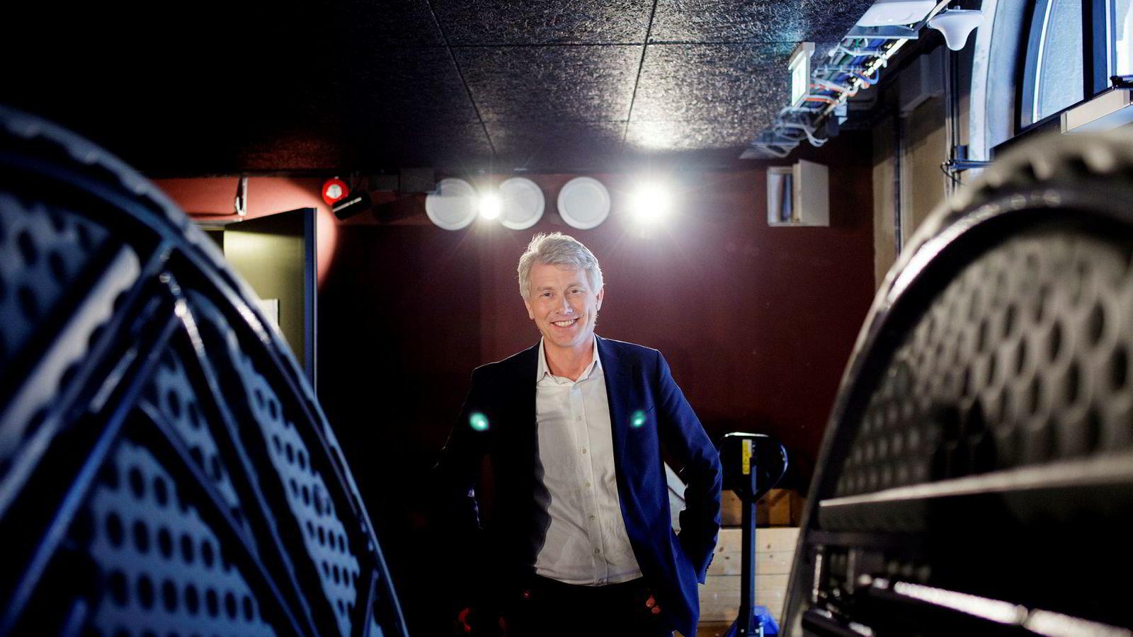 TV 2-sjef Olav T. Sandnes bekrefter nå at kanalen er enige med Telenor om ny avtale.
