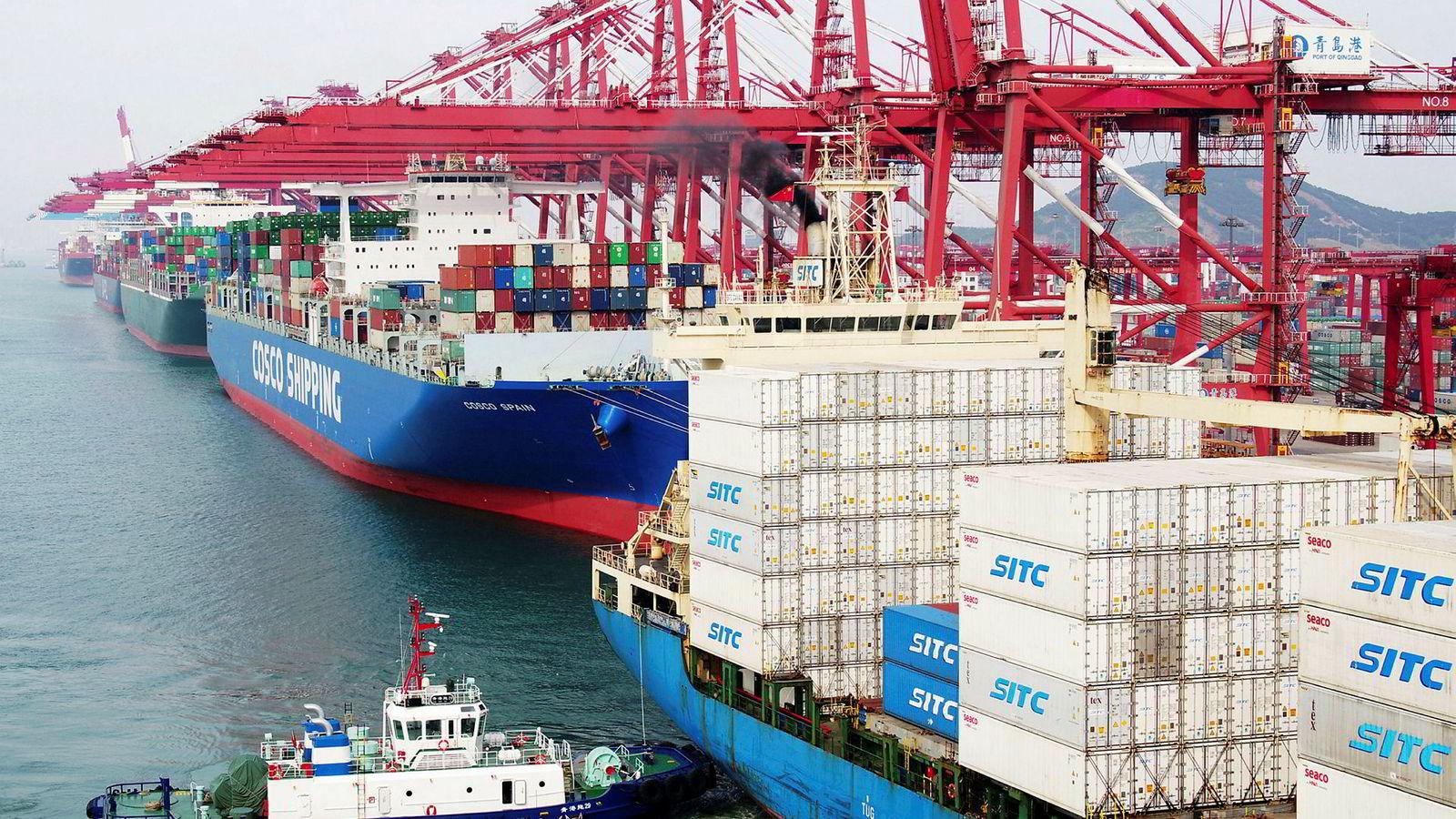 USA forbereder en opptrapping av handelskonflikten med Kina og vil ilegge nesten alt av kinesisk import en straffetoll på 25 prosent. – En katastrofe, mener blant annet Nike. Kina gjør klar mottiltak mot USA.