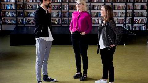 Zeshan Shakar (35), Ellen Støkken Dahl (26) og Nina Brochmann (30) har gitt ut bøker som er svært ulike, men felles for de tre er at debutromanene deres fikk stor kommersiell suksess.