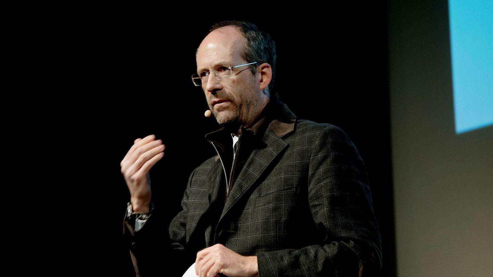 Jan Fougner holdt torsdag foredrag under DNs konferanse om økonomisk kriminalitet.