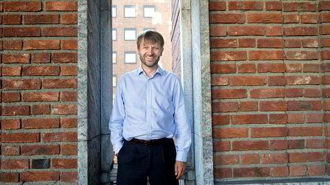 Boligskatt helt bort. Oslo Høyre og toppkandidat Eirik Lae Solberg legger frem konkret forslag om å kutte ut all eiendomsskatt på bolig