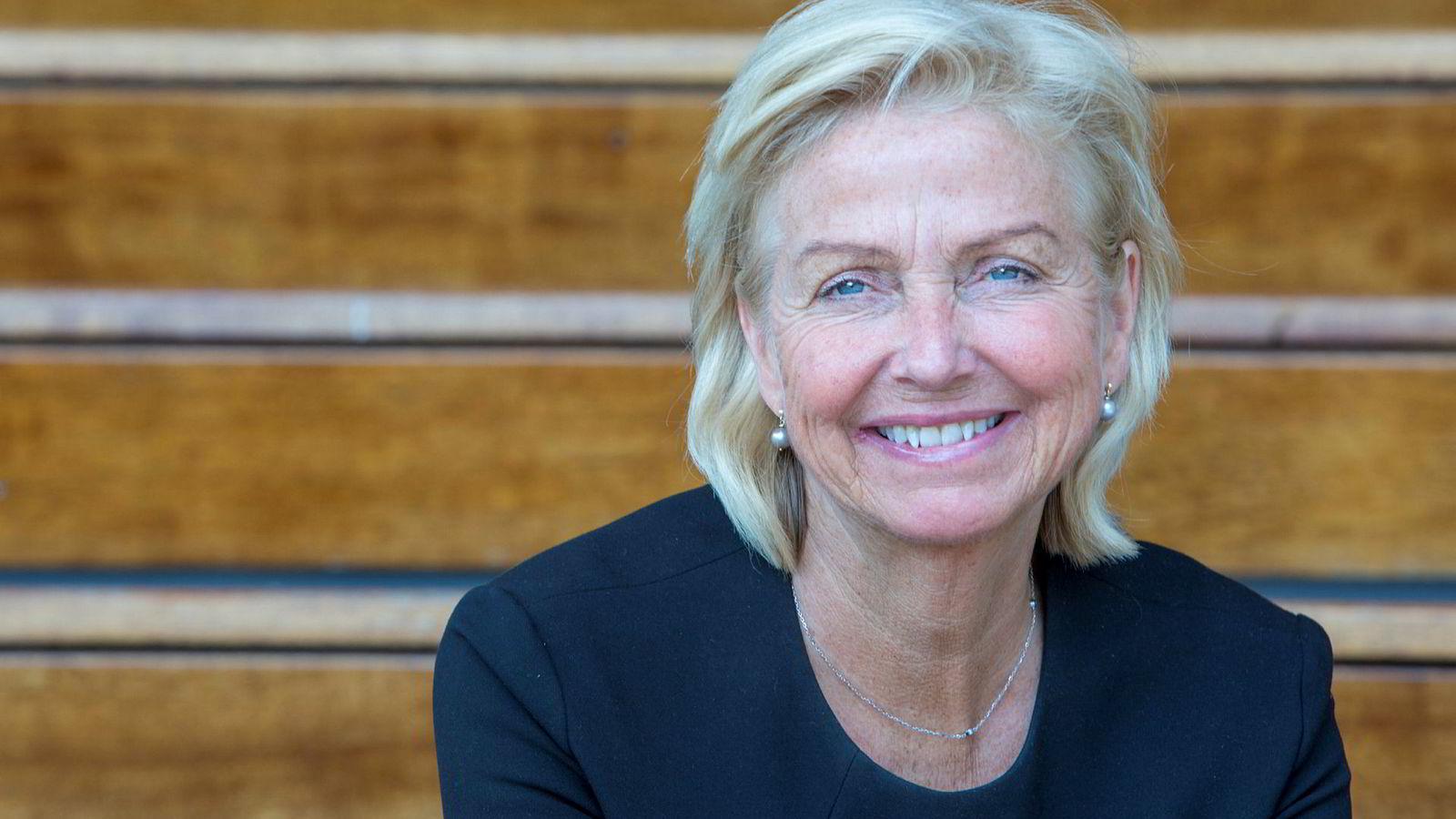 Mine grunnverdier står fjellstøtt og har alltid gjort det, sier nyvalgt idrettspresident Berit Kjøll.