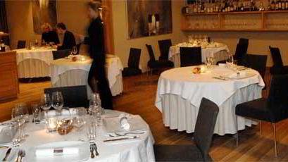 I TETSJIKTET.Solvold restaurant i Sandefjord holder stand som en av Norges beste.