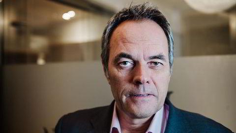 Nils Nordvik i Nordvik & Partners mener han fortjener utbytte etter                    å ha jobbet i 28 år.