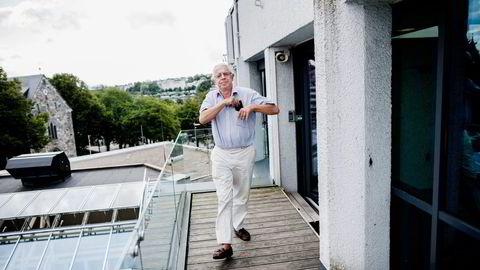 Kristoffer Stensrud var med på å starte opp Skagen i 1993, og hadde eventyrlig suksess i de første 20 årene. Foto: