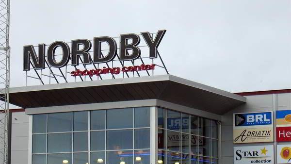 b007b75f Nesten en halv milliard kroner ble lagt igjen på Nordby første driftshalvår.