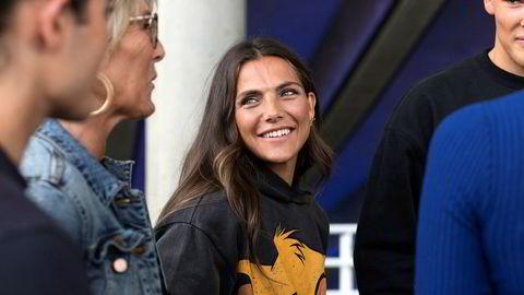 Jørgine «Funkygine» Massa Vasstrand i en ny dokuserie med familien på TV 2.