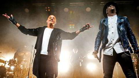 Nico & Vinz slo igjennom internasjonalt med superhiten «Am I Wrong» i 2014.