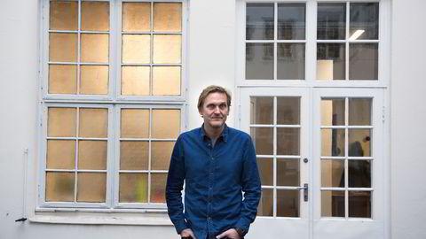 Avtroppende TV 2-direktør Trond H. Kvernstrøm slutter snart i kanalen. Foto: Per Ståle Bugjerde