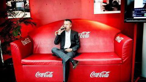 Stein Rømmerud i Coca-Cola European Partners Norge forteller at sukkeravgiften har ført til uforutsigbarhet for hele bransjen.