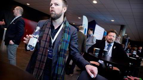 Kunnskapsminister Torbjørn Røe Isaksen vil ikke utelukke ytterligere krav mot Westerdals.                   Foto: Per Ståle Bugjerde
