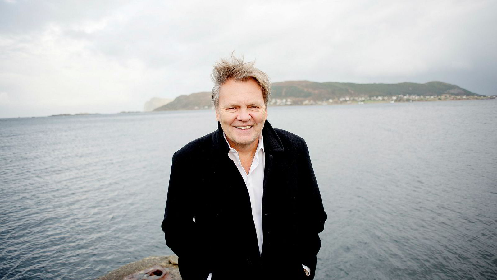 Stig Remøy tjener endelig penger på krill.