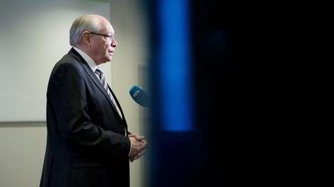 Martin Kolberg. Foto: Elin Høyland