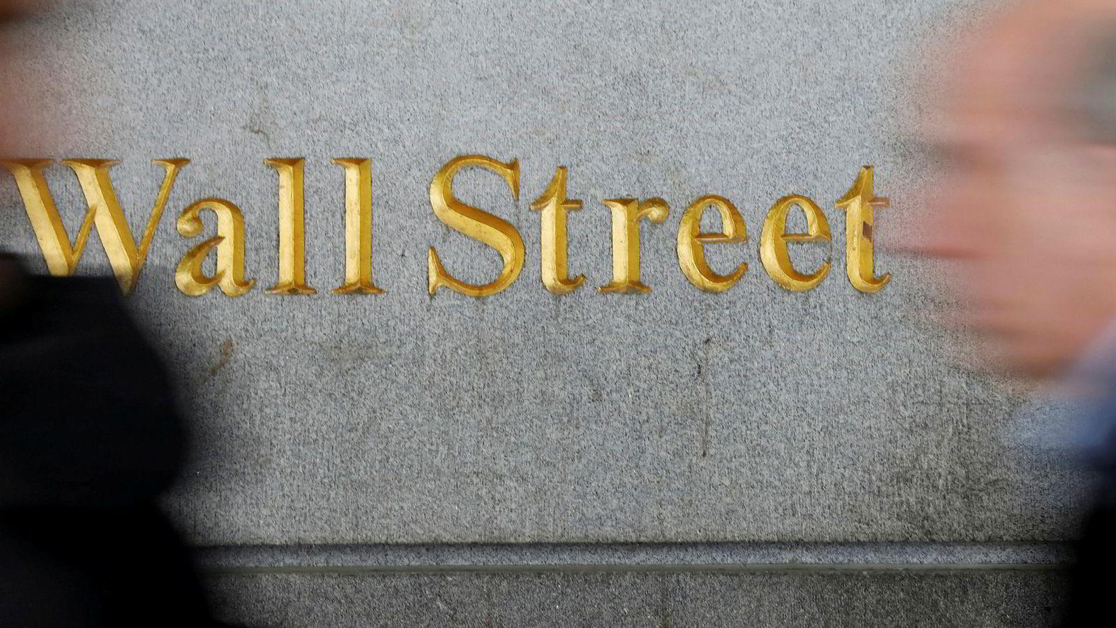USA-børsene stiger solid onsdag.