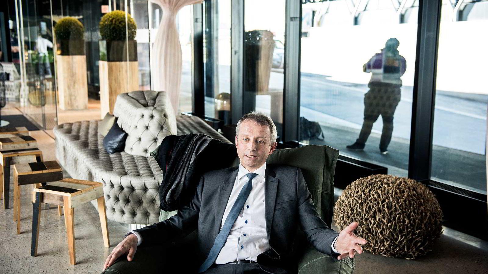 Tidligere Vimpelcom-sjef Jo Lunder blir frifunnet av amerikanske og nederlandske myndigheter, mener hans advokat Cato Schiøtz. Foto: Klaudia Lech.