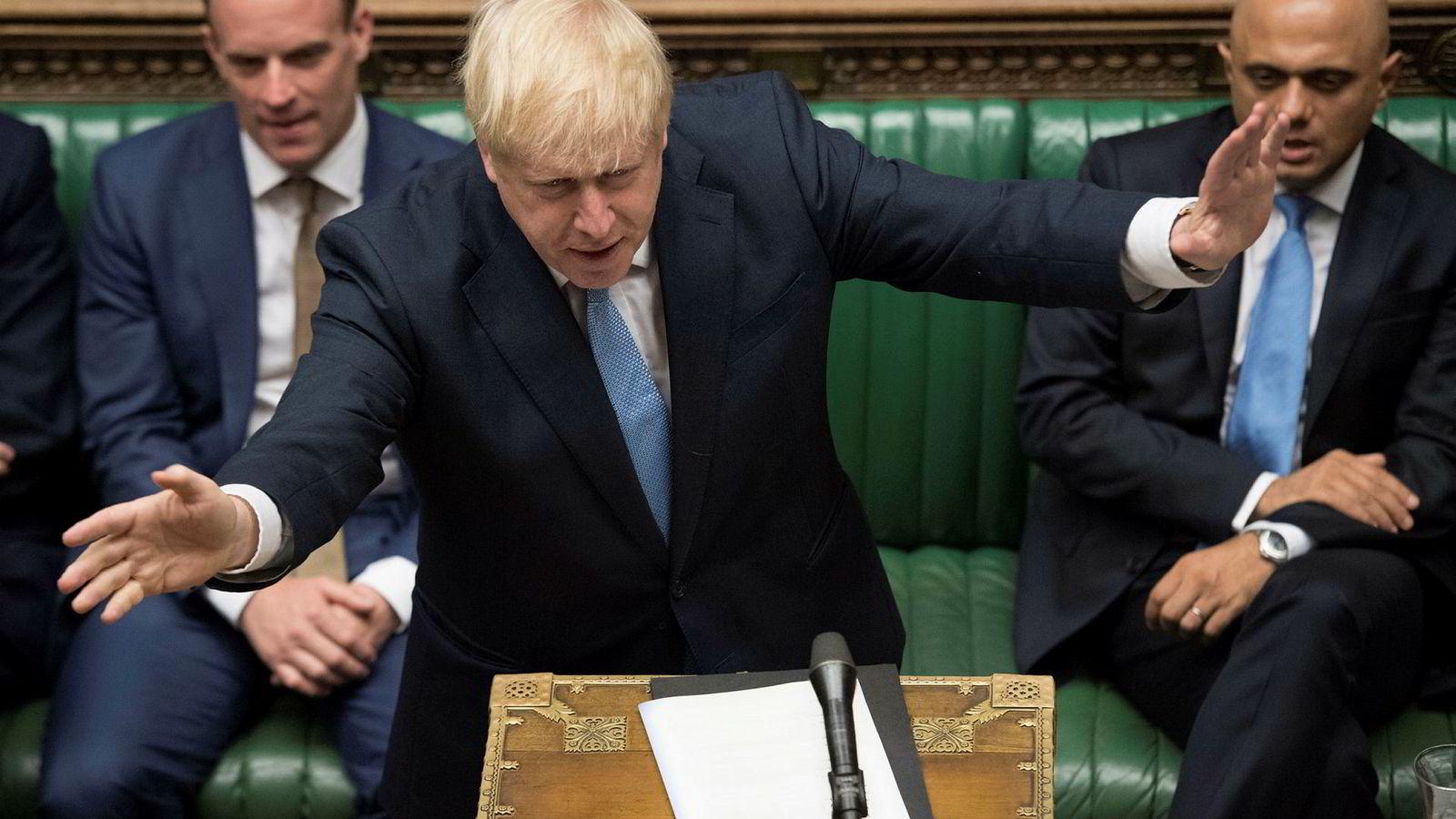 Storbritannias nye statsminister Boris Johnson truer med «hard brexit» hvis utmeldingsavtalen med EU ikke reforhandles. Brexit er Norges største utenrikspolitiske utfordring, skriver Espen Barth Eide.