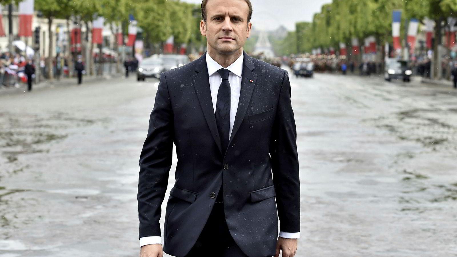Frankrikes nye president, Emmanuel Macron, baserte sin valgkamp på en blanding av «høyrevridde» arbeidsreformer og «venstrevridde» lettelser i budsjett- og pengepolitikken. Slike ideer får støtte i Tyskland og blant EUs beslutningstagere.