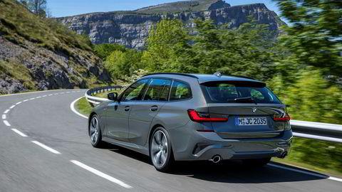 BMW 3-serie touring lanseres i september, og neste år kommer den også som ladbar hybrid.