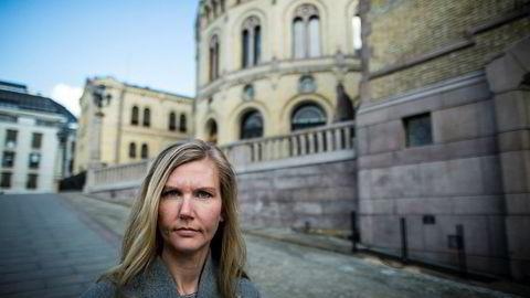 Arbeiderpartiets finanspolitiske talsperson Marianne Marthinsen vil vurdere hvor stor risiko staten skal ta i oljeletingen.