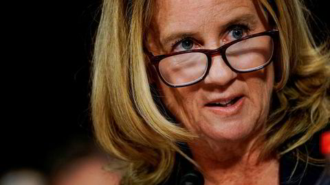 Mange har bidratt med økonomisk støtte til Christine Blasey Ford som anklaget høyesterettsdommer Brett Kavanaugh for voldtektsforsøk .