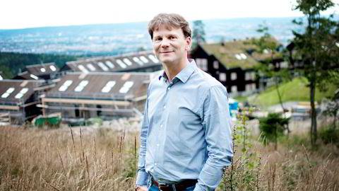 Simen Thorsen er grunnlegger, styreleder og største aksjonær i Solon Eiendom.