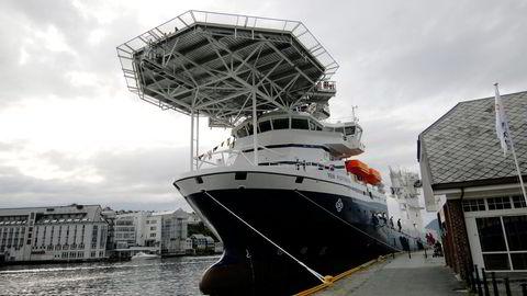 Vi har eit ansvar for å forvalte Rem Offshore til beste for alle interessentar, ikke minst våre 500 tilsette, skriver Åge Remøy. Foto: