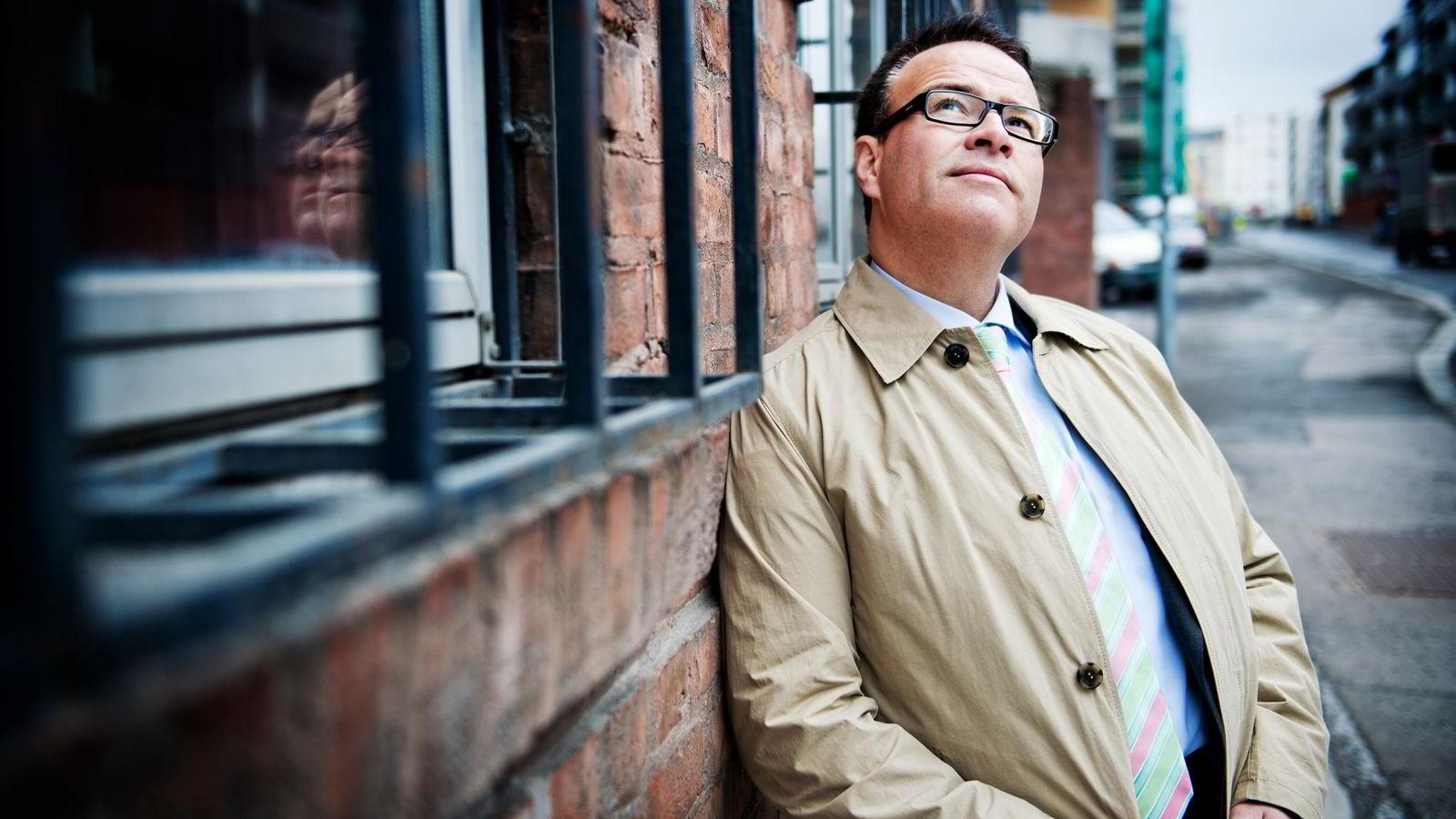 Thomas Bartholdsen er fagdirektør for bolig i Forbrukerrådet. Foto: Hampus Lundgren