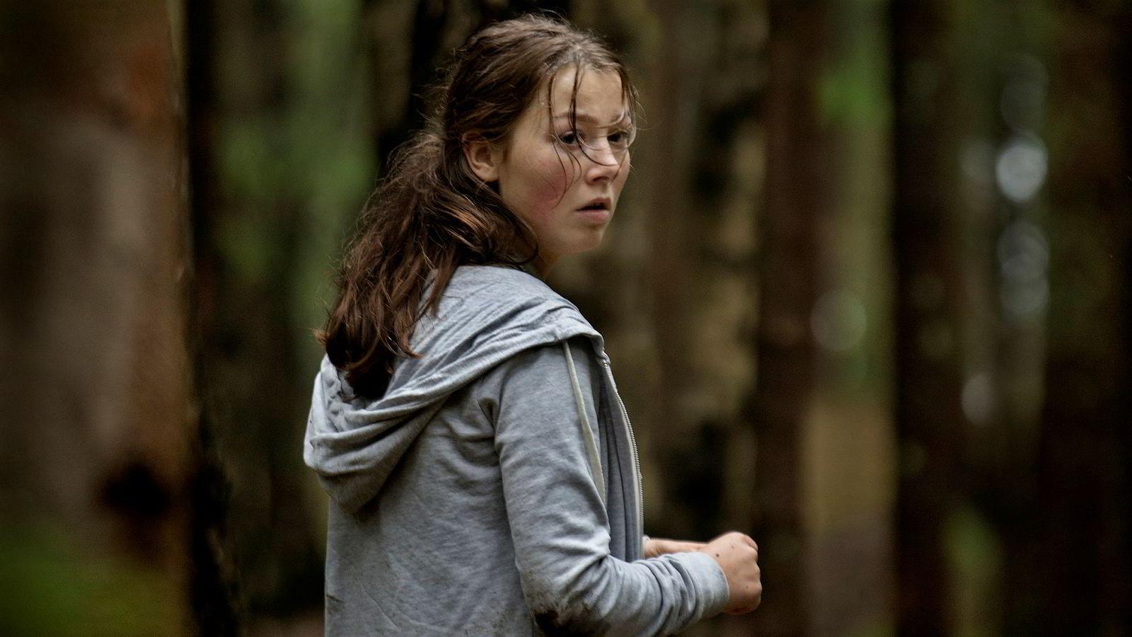 Andrea Berntzen kunne ikke ha vært bedre i hovedrollen som fiktive Kaja i filmen om terrorangrepet på Utøya den 22. juli 2011.