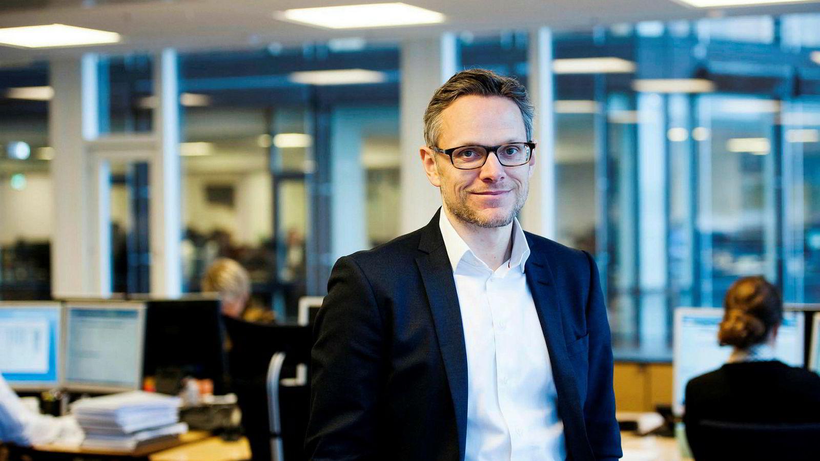 Aksjemarkedet er modent, men ikke sprekkeferdig, ifølge strateg Christian Lie i Danske Bank.