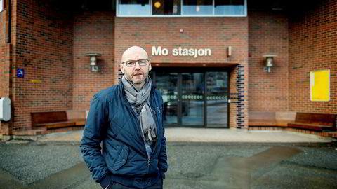 – Det er ikke noe hyggelig å skyte på Telenor etter å jobbet der i 12 år, sier Knut-Bjørnar Braathen, daglig leder i Saga Mobil.
