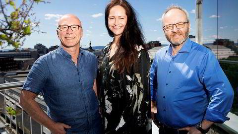 «Finansredaksjonen» er en podkast fra DN med Terje Erikstad, Janne Johannessen og Thor Christian Jensen.