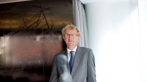 MANGLER LYSPUNKT. Sjeføkonom Jan L. Andreassen i Eika kan ikke se noe som virkelig skal løfte den økonomiske veksten i Norge fremover. Arkivbilde. FOTO: Øyvind Elvsborg