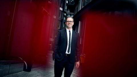 Marius Gonsholt Hov karakteriserer boligprisveksten i Oslo så langt i år som «frisk».