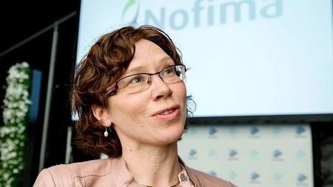 Seniorforsker Kine Mari Karlsen i Nofima mener fiskerne bør få bedre betalt for høykvalitetsfisk. Begge foto: Ned Alley